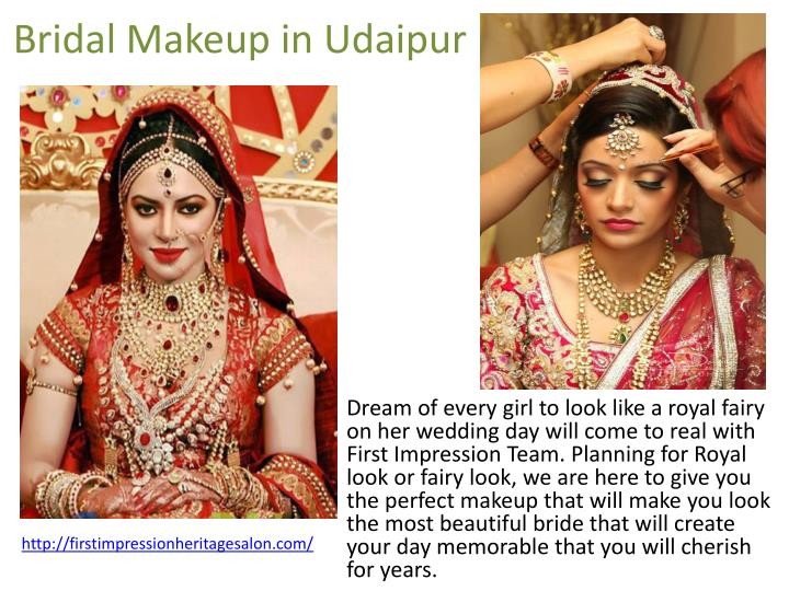 Bridal Makeup in