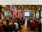 attend imcas congress and book hotel at paris france