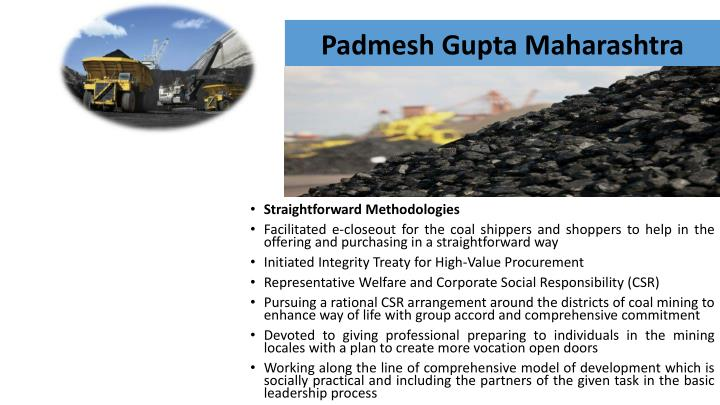 Padmesh Gupta Maharashtra
