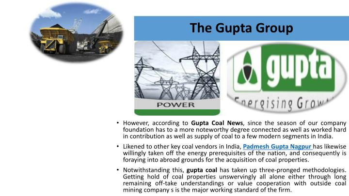 The Gupta Group