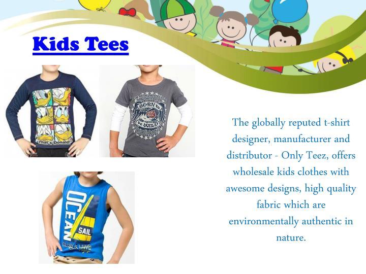 Kids Tees