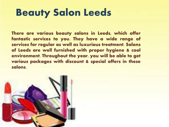 Beauty Salon Leeds