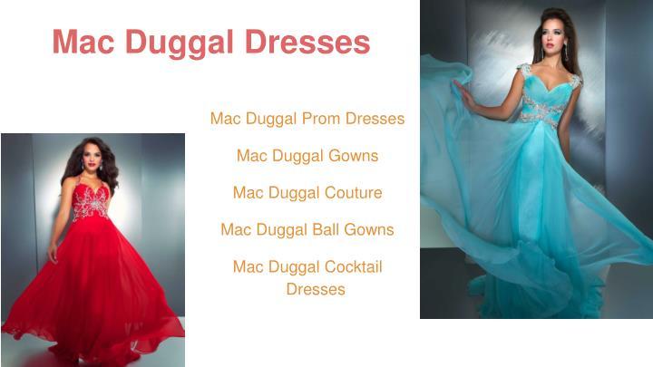 Mac Duggal Dresses