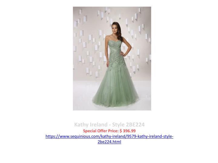 Kathy Ireland - Style 2BE224