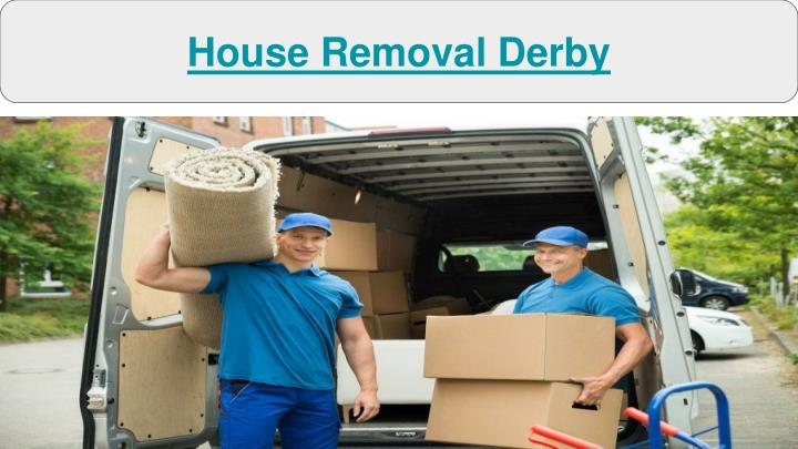 House Removal Derby