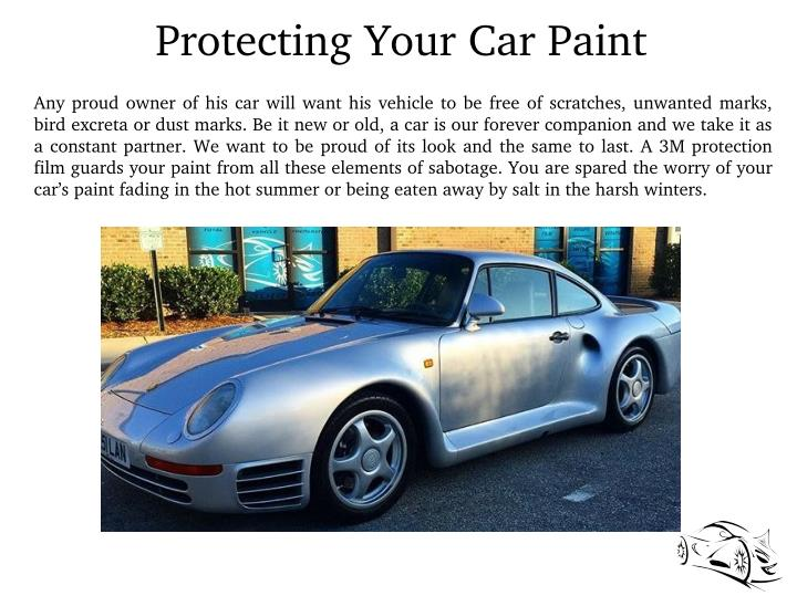 Protecting Your Car Paint