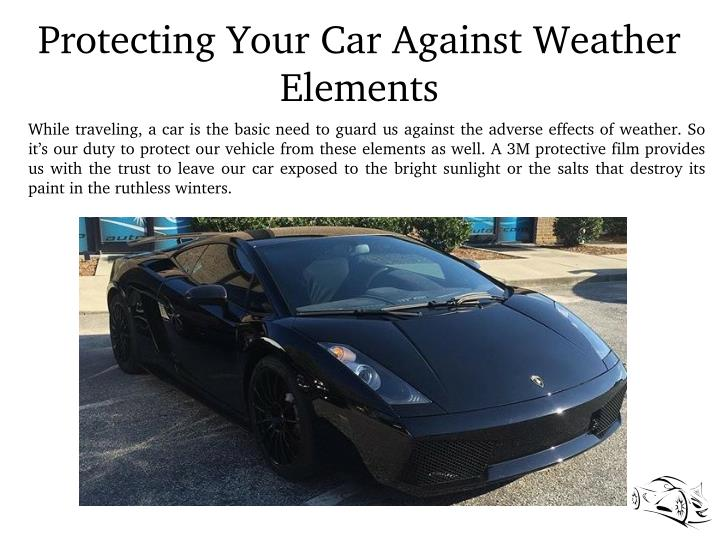 Protecting Your Car Against Weather