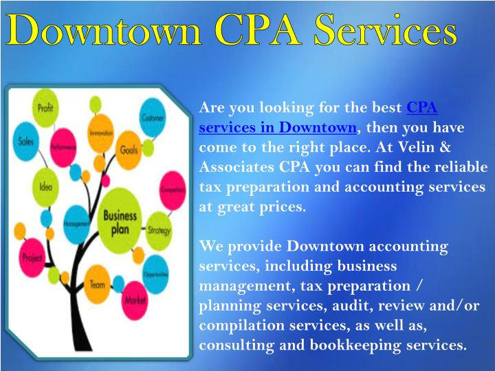 Downtown CPA Services