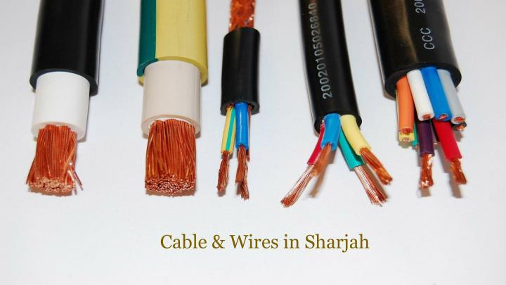 Cable & Wires in