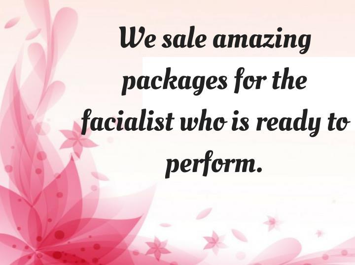 We sale amazing
