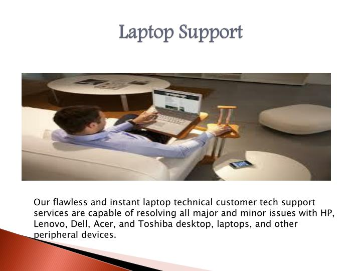 Laptop Support