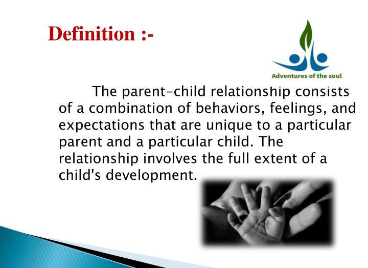 Definition :-