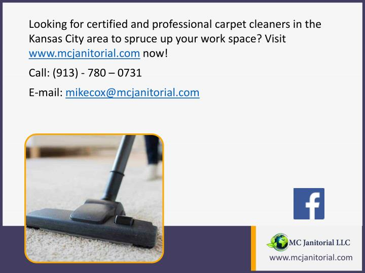 Looking for certified and professional carpet cleaners in