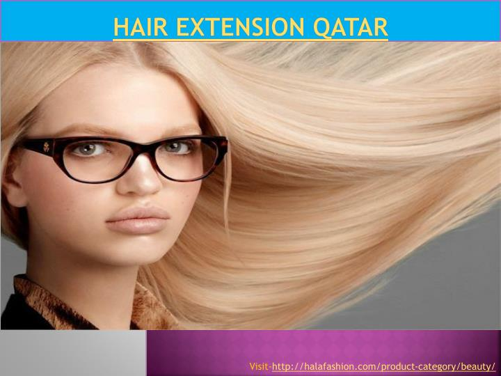 Hair extension qatar