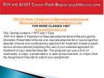 psy 410 assist career path begins psy410assist com13
