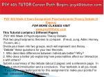 psy 405 tutor career path begins psy405tutor com8