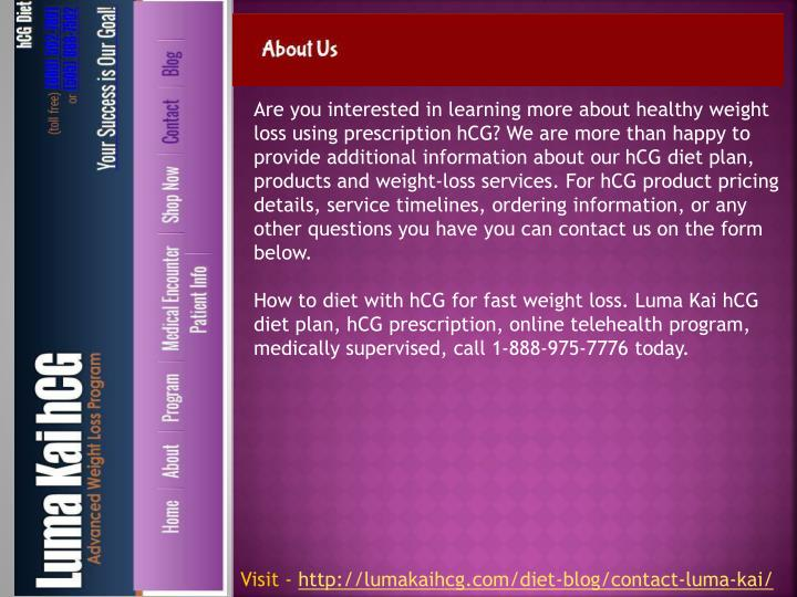 Are you interested in learning more about healthy weight loss using prescription