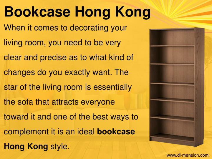 Bookcase Hong Kong