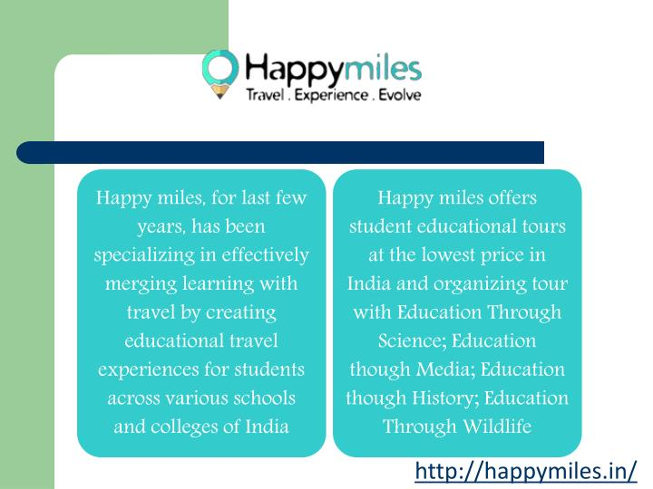 Http://happymiles.in/