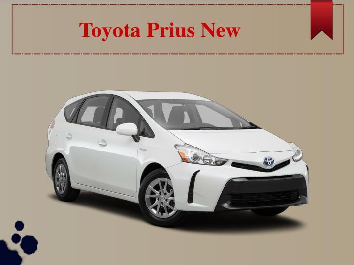 Toyota Prius New