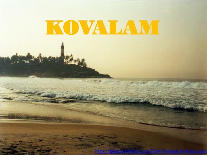 KOVALAM