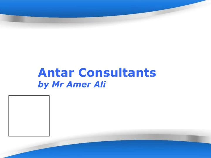 Antar Consultants