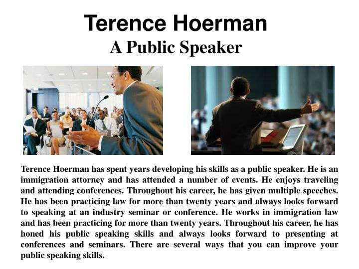 Terence Hoerman