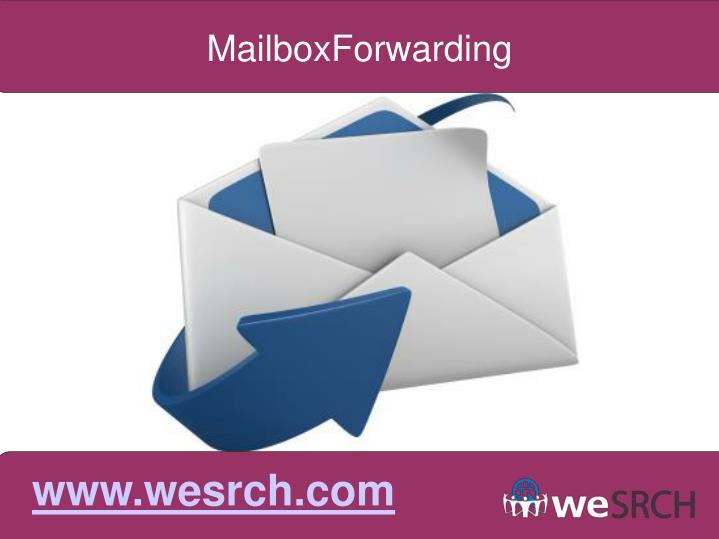 MailboxForwarding
