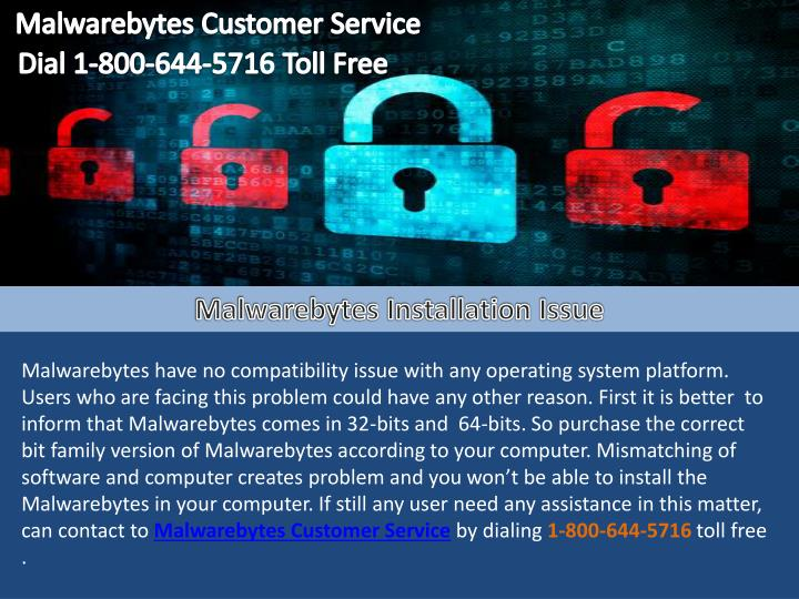 Malwarebytes Customer Service
