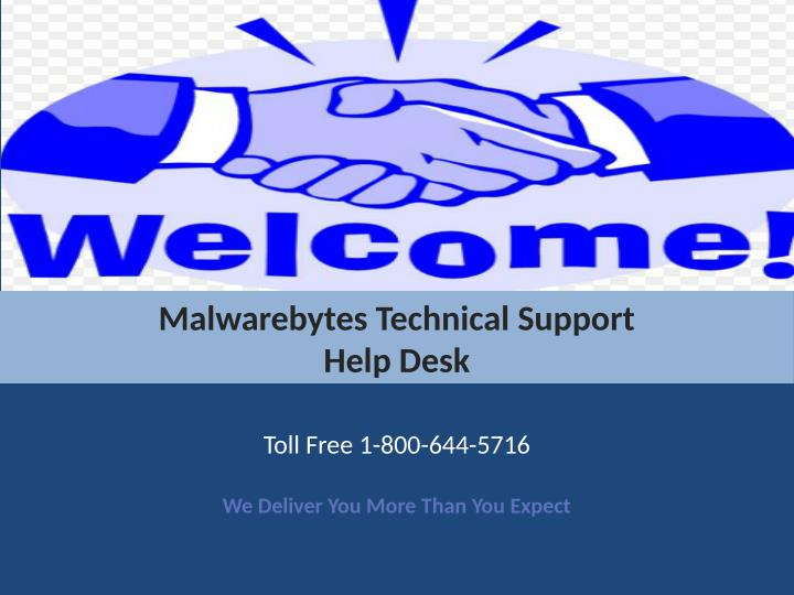 Malwarebytes Technical Support
