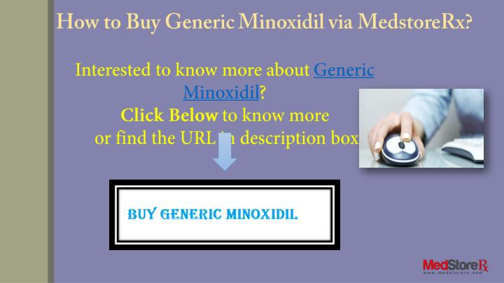 How to Buy Generic