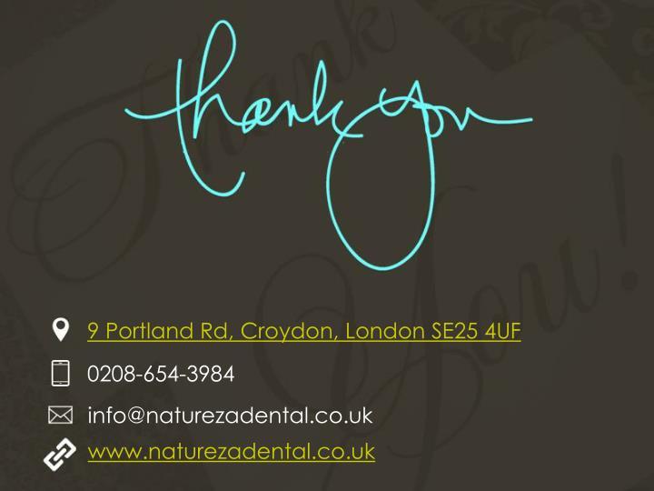 9 Portland Rd, Croydon, London SE25 4UF