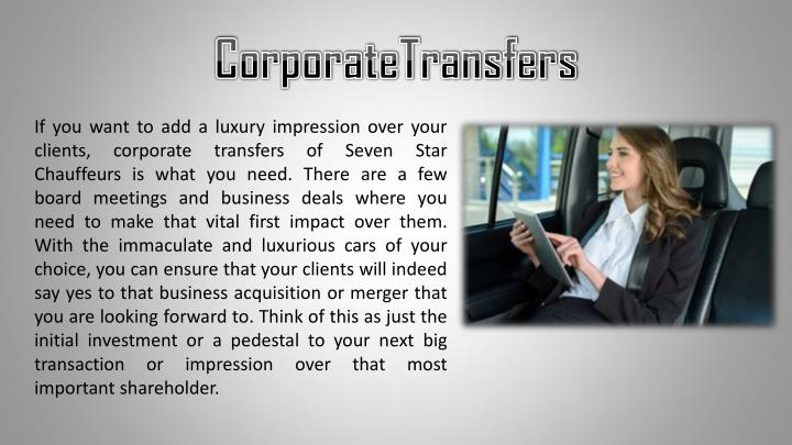 CorporateTransfers