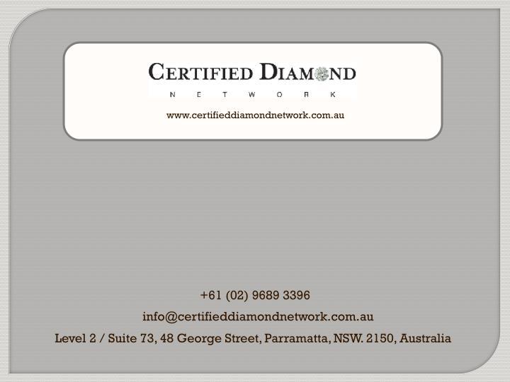 www.certifieddiamondnetwork.com.au