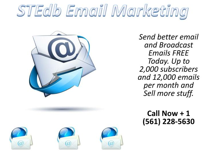 Stedb email marketing1