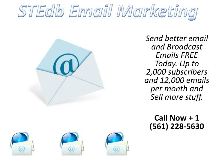 Stedb email marketing2
