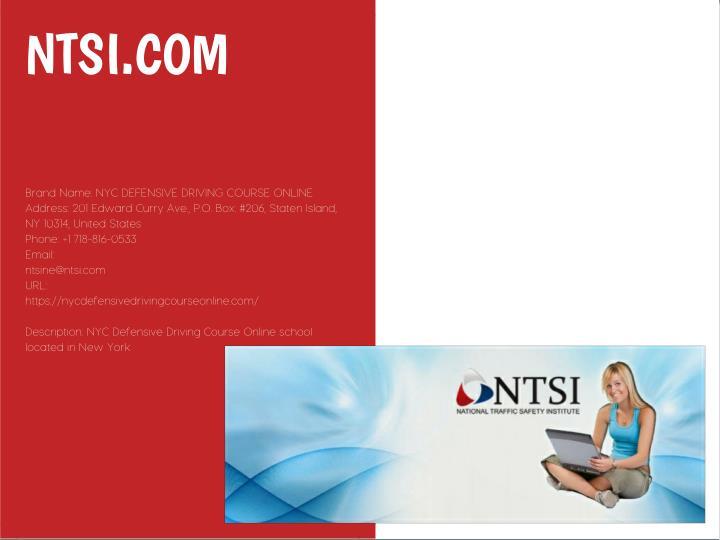 NTSI.COM