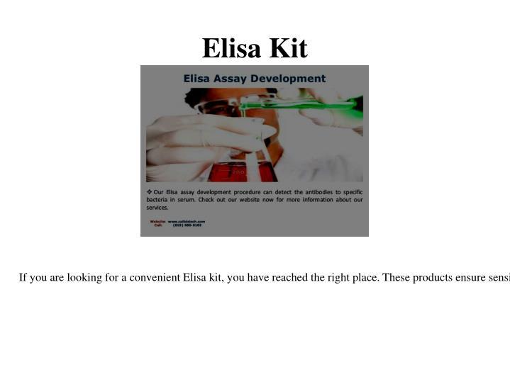 Elisa Kit