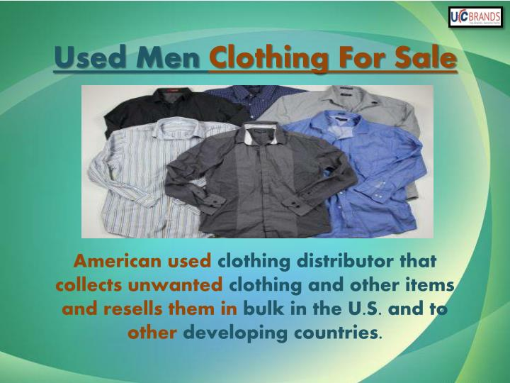 Used Men