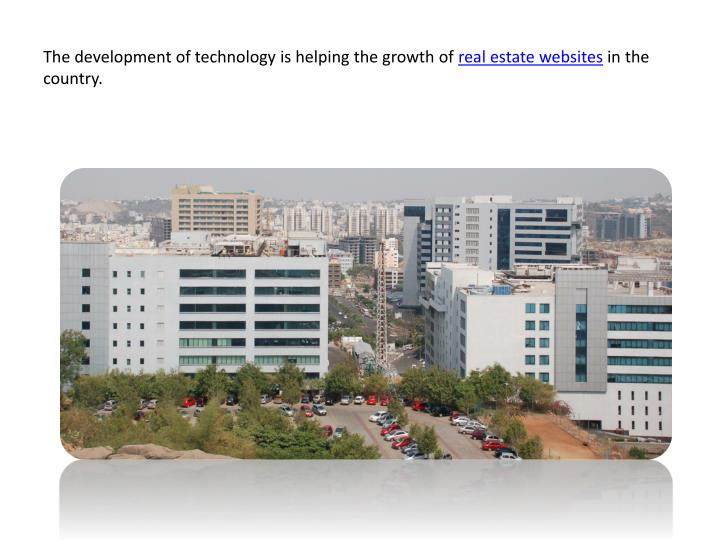 The development of technology is helping the growth of