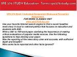 spe 576 study education terms spe576study com3