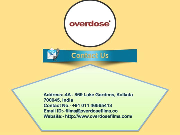 Address:-4A - 369 Lake Gardens, Kolkata 700045, India