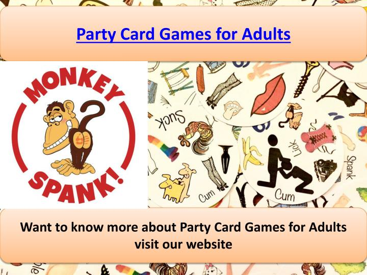 Party Card Games