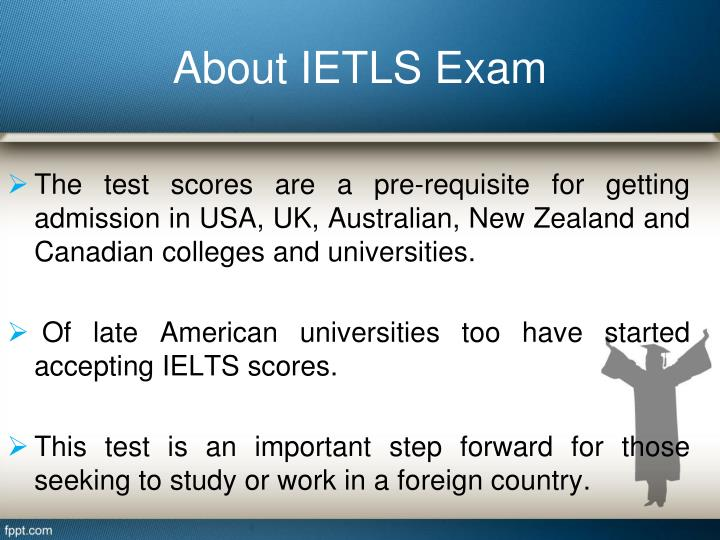 About IETLS Exam