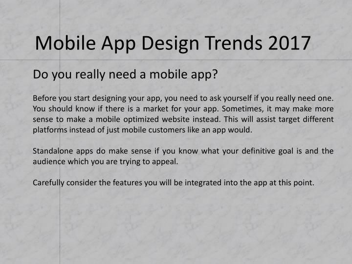 Do you really need a mobile app?
