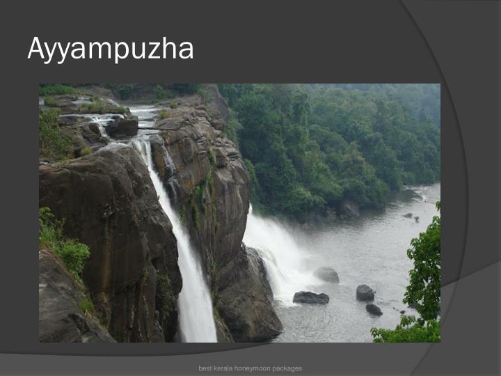 Ayyampuzha