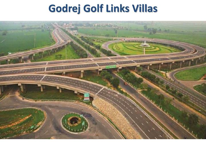 Godrej Golf Links Villas