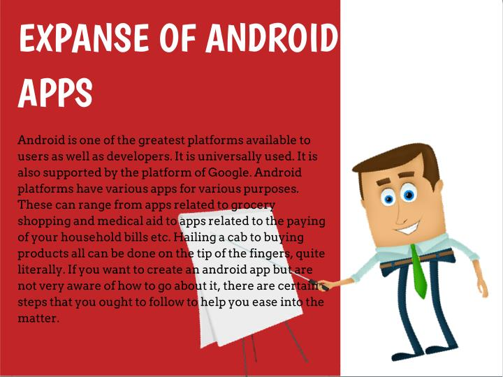 EXPANSE OF ANDROID