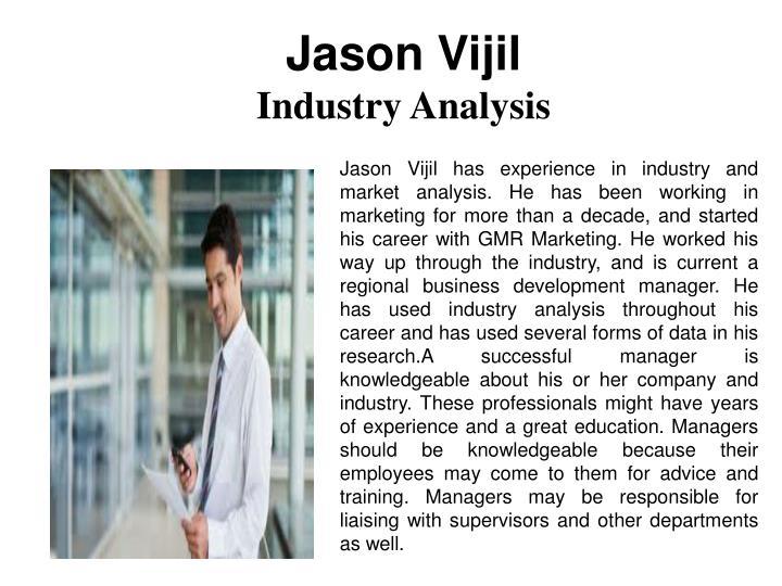 Jason Vijil