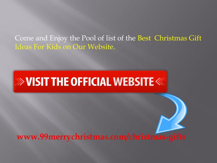 Come and Enjoy the Pool of list of the